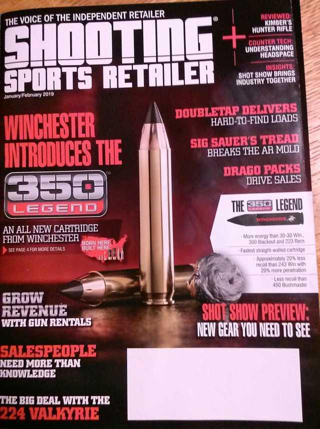 New caliber 350 Legend | Page 6 | Michigan Sportsman - Online