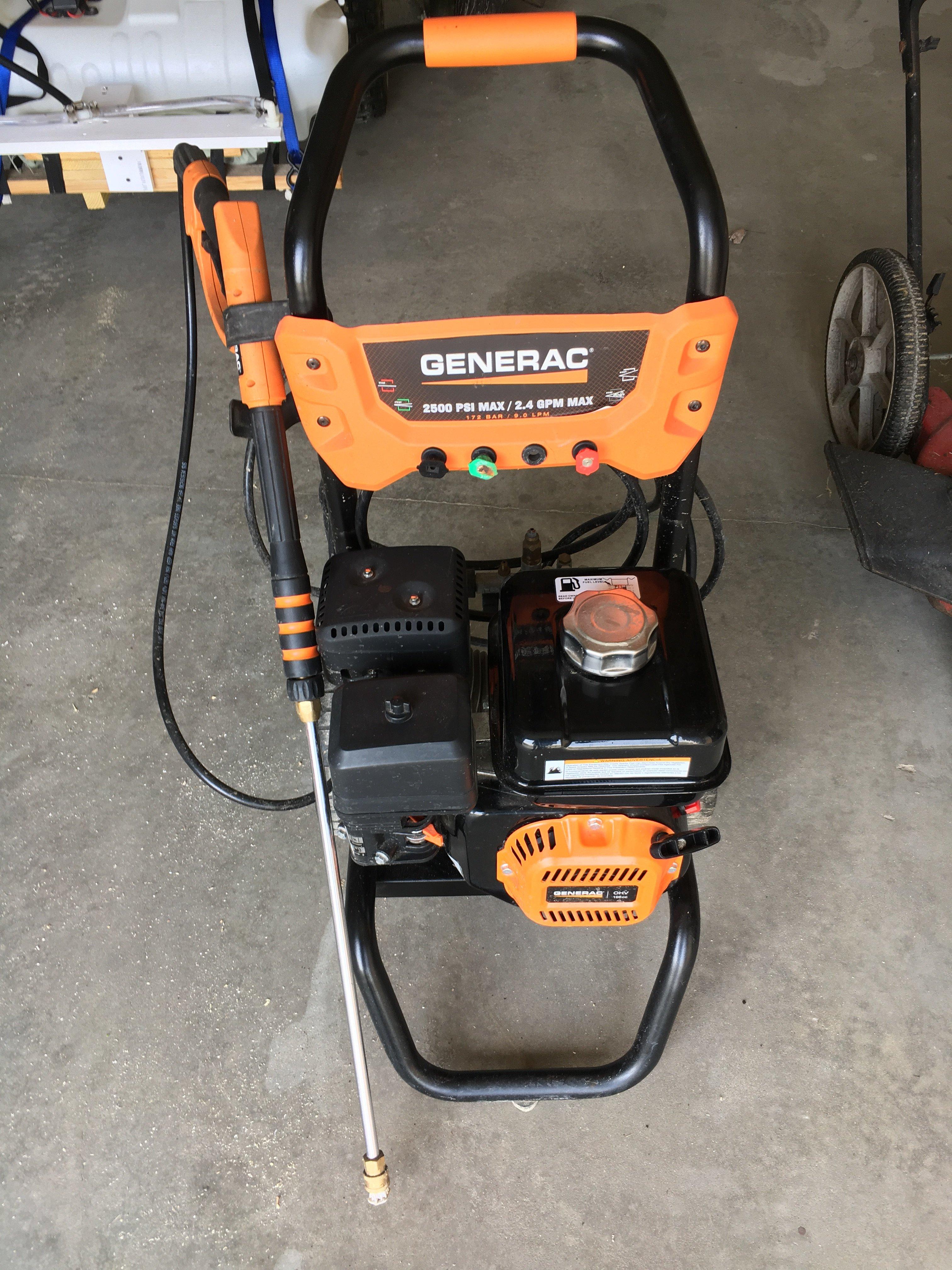 Generac power washer | Michigan Sportsman - Online Michigan