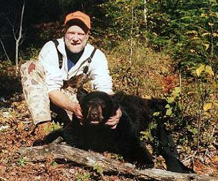 black bear michigan u.p.