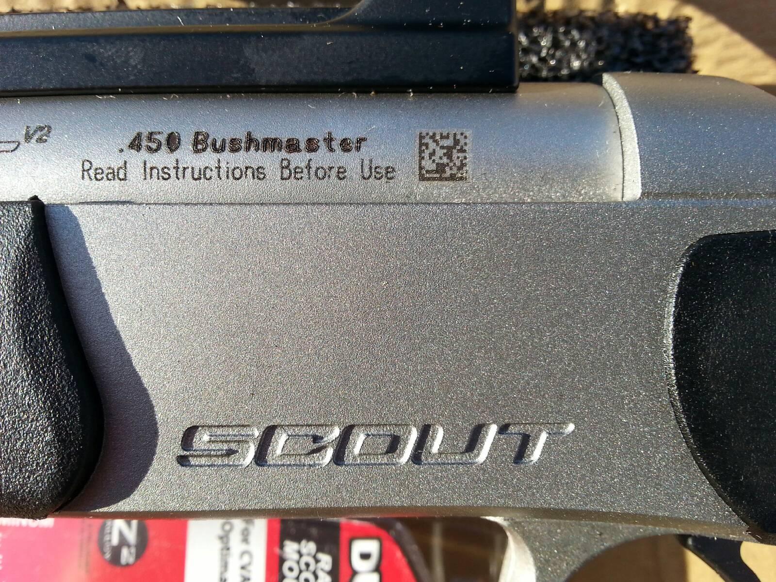 CVA Accura v2 ss 450 muzzle brake | Michigan Sportsman - Online