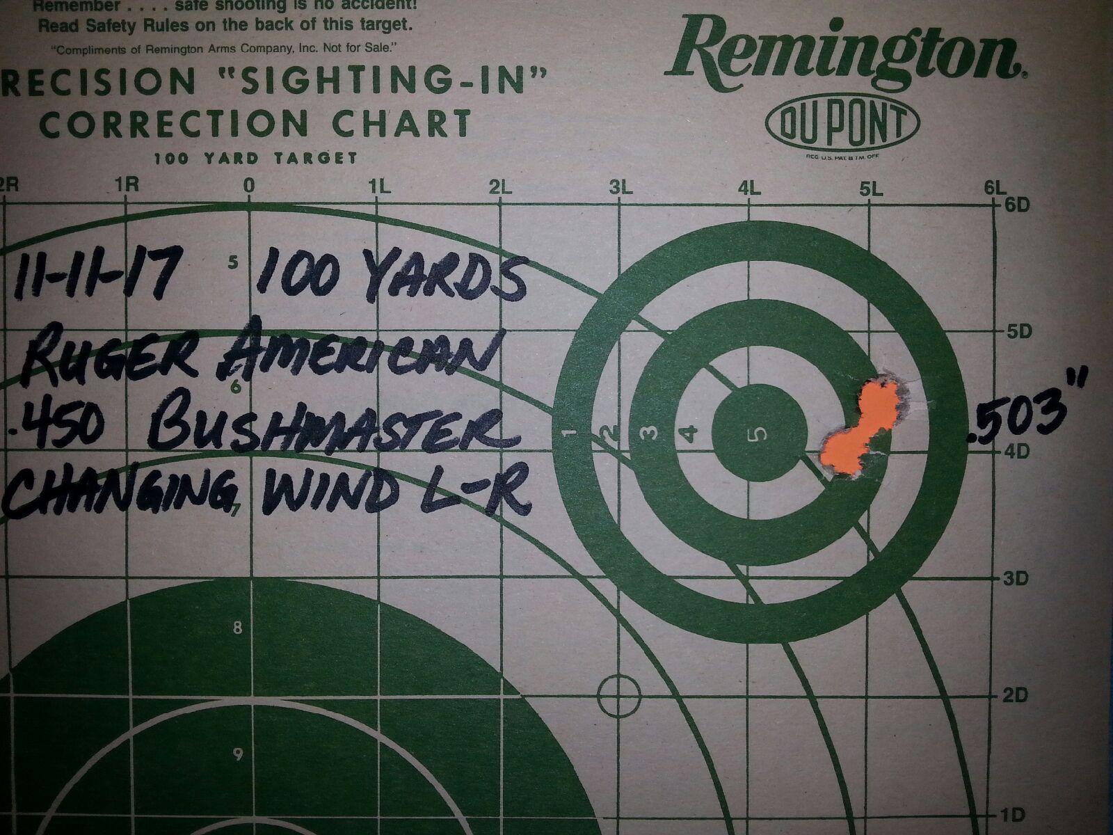 Reloading 450 bushmaster | Michigan Sportsman - Online