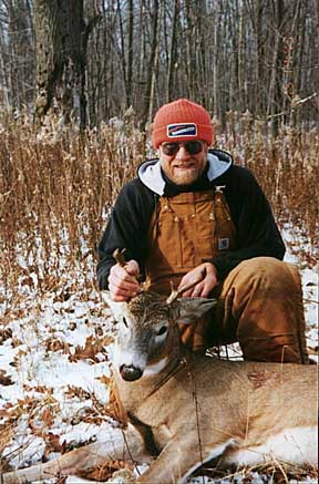 michigan buck