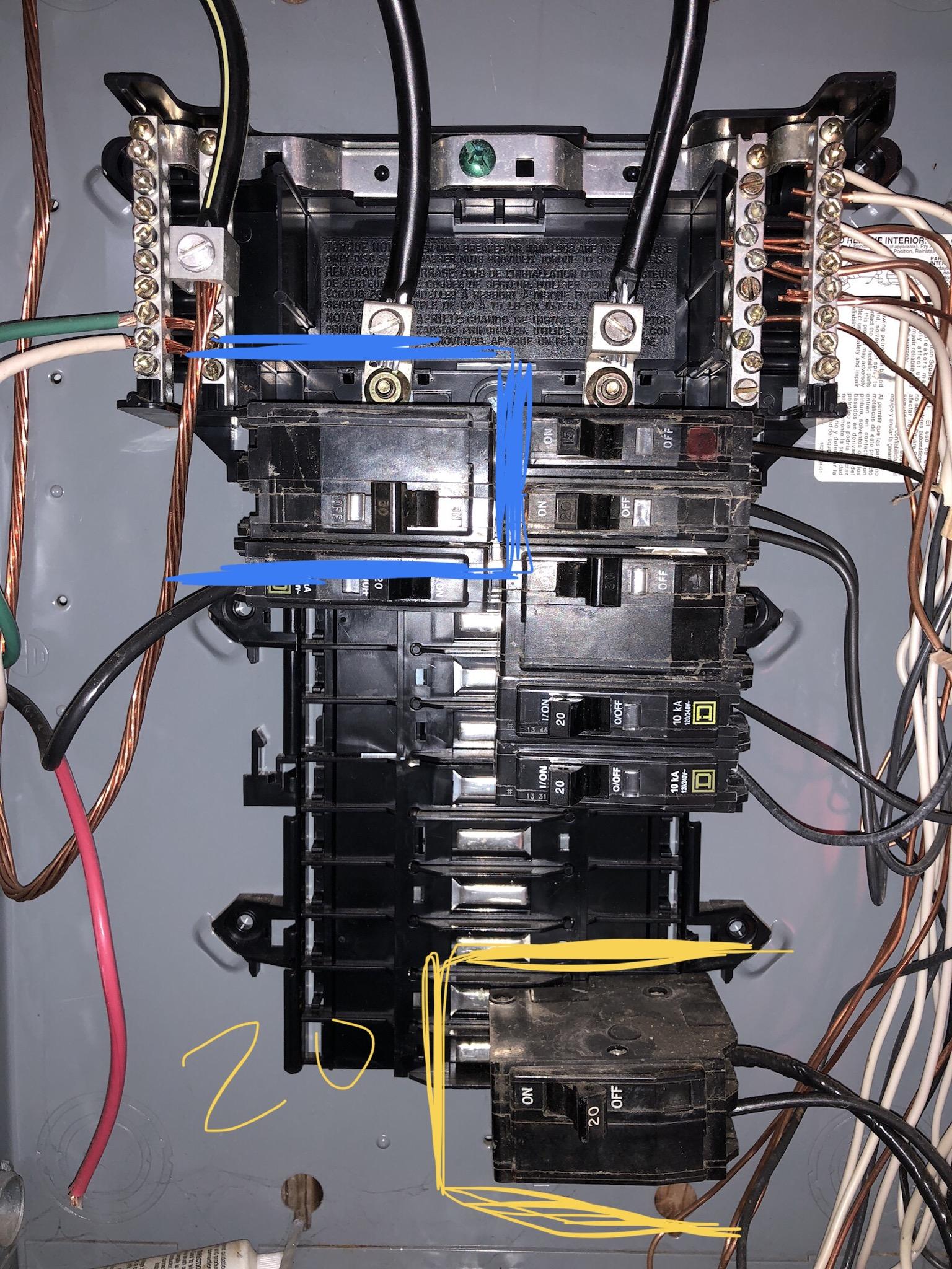 Generator to house wiring | Michigan Sportsman - Online Michigan ...