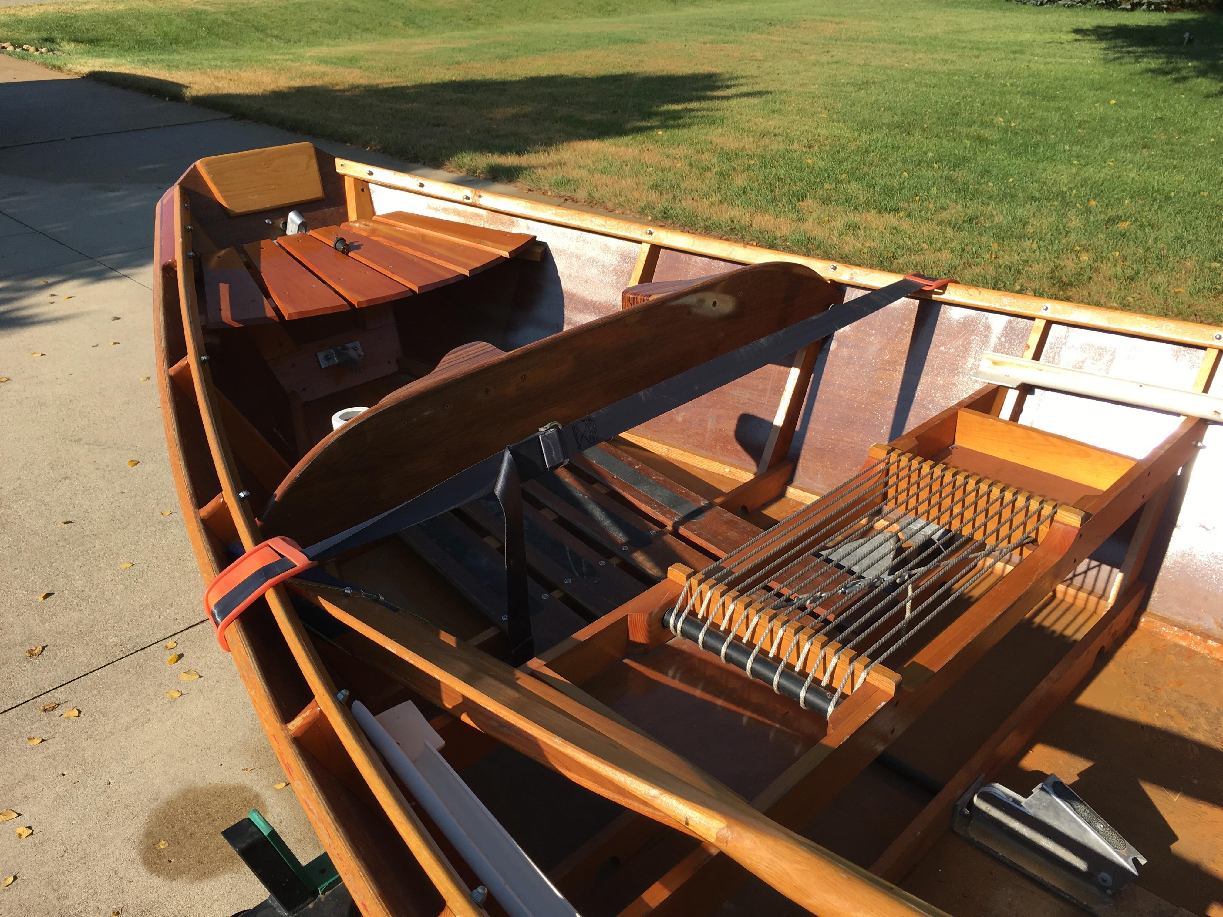 Wooden Drift Boat For Sale Michigan Sportsman Online Michigan
