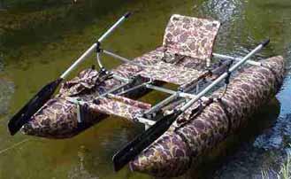 pontoon float boat