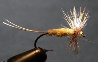Easy Hex Fly Pattern