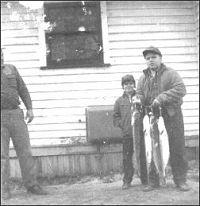 fishing saginaw bay