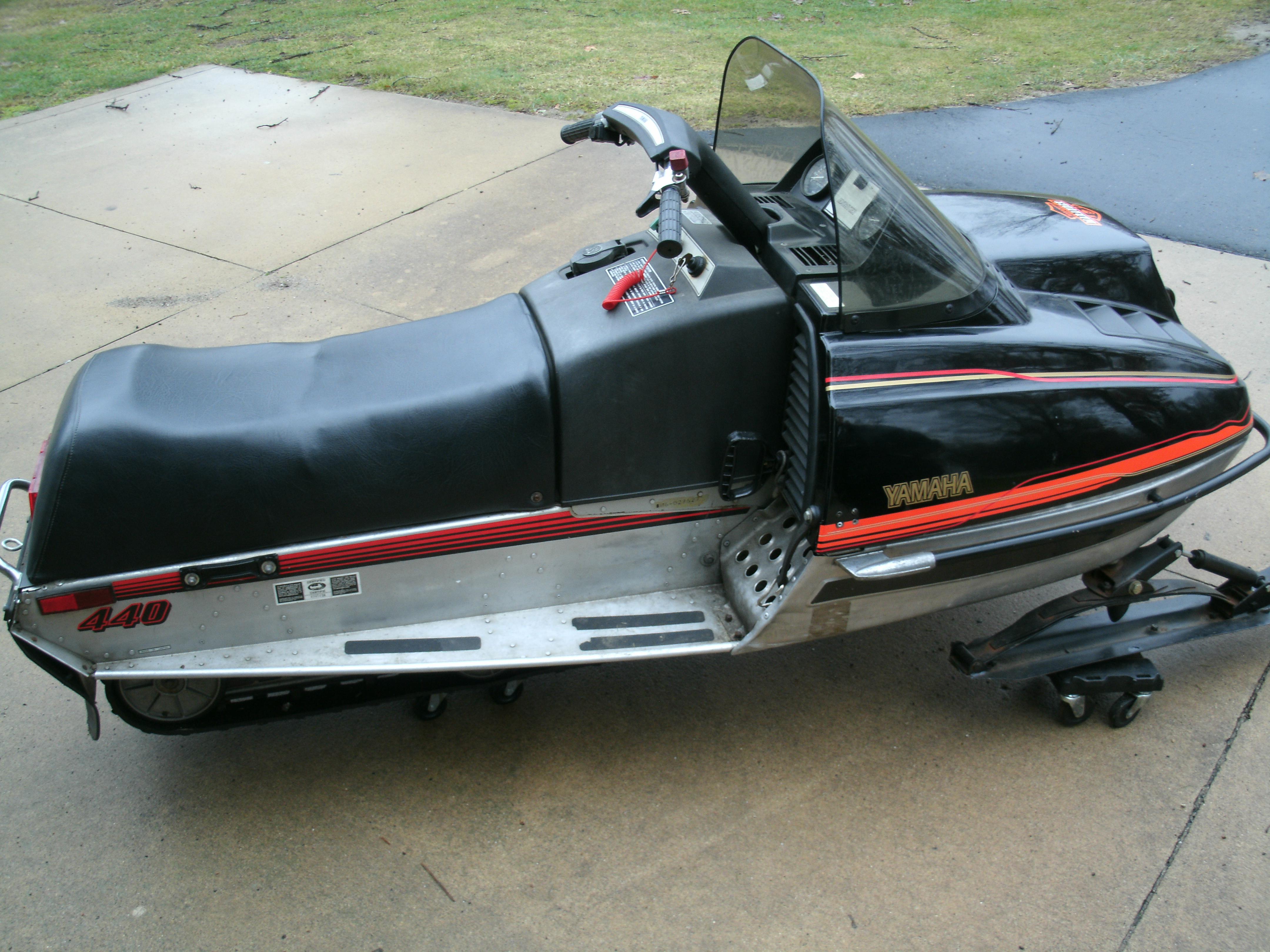 Yamaha 440 for sale