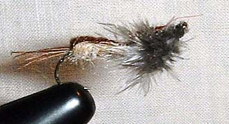 Hex Nymph Fly Pattern