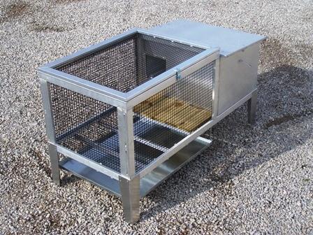 Seneca Kennels Dog Boxes
