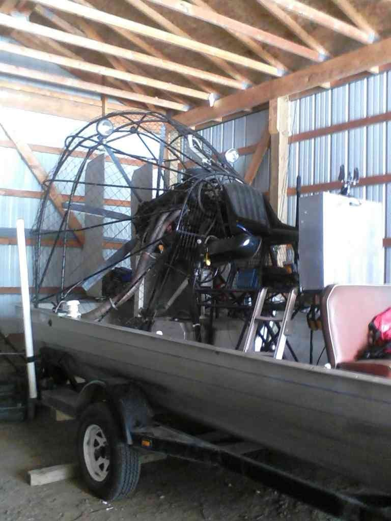 Airboat for sale | Michigan Sportsman - Online Michigan