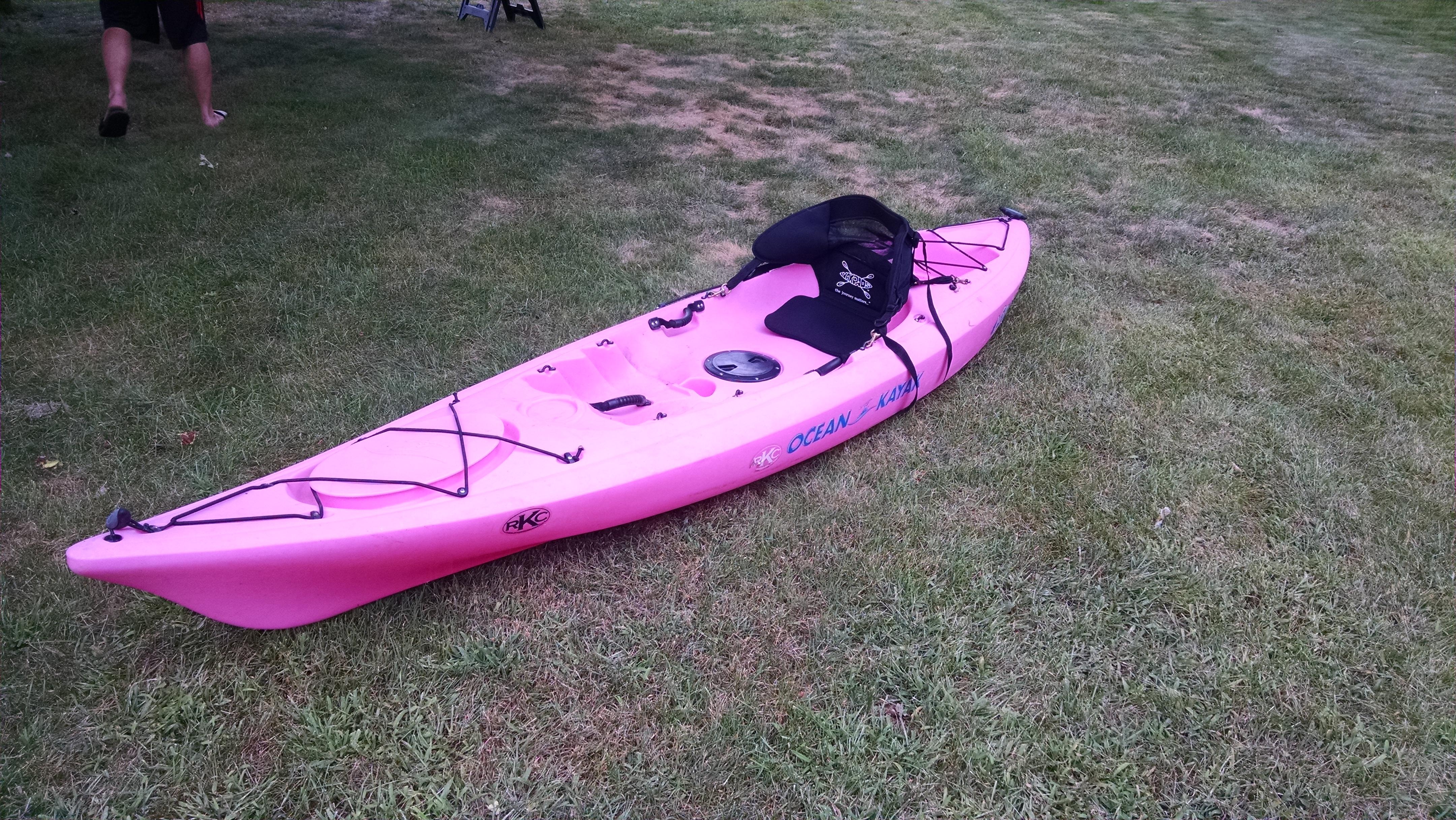 Ocean Kayak For Sale >> Ocean Kayak Venus 11 Sot Kayak For Sale Michigan Sportsman
