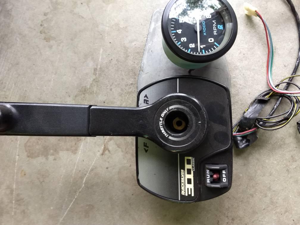 Mercury outboard controls | Michigan Sportsman - Online