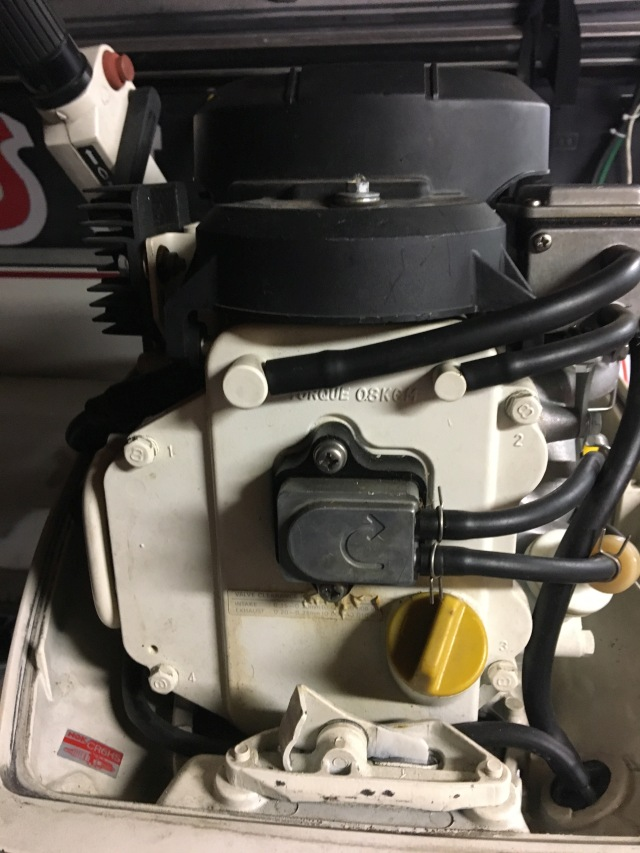 9 9hp Yamaha 4-Stroke Outboard - Long Shaft | Michigan
