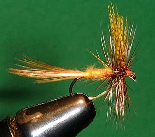 Jimmy Hendrickson fly pattern