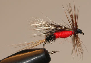 Michigan Hillbilly Fly Pattern