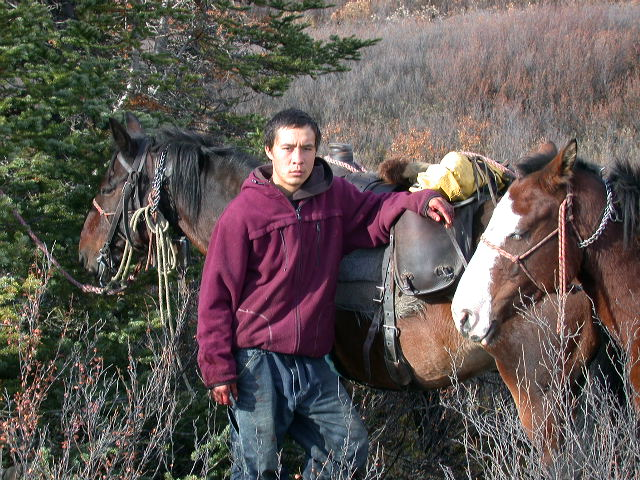Yukon moose hunt terry our young horse wrangler solutioingenieria Gallery