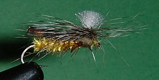 Parachute Hopper Fly Pattern