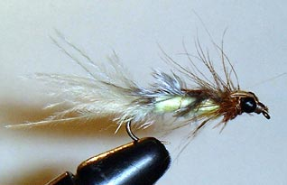 PM Wiggler Fly Pattern