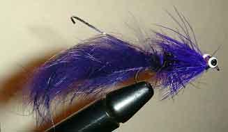 Rabbit Strip Bugger Fly Pattern