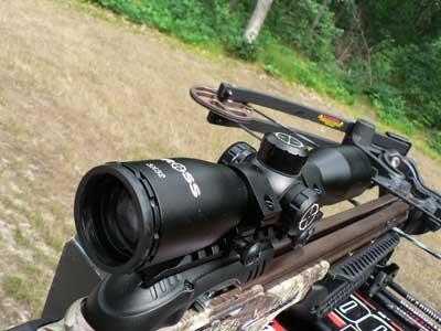 Ghost 385 scope