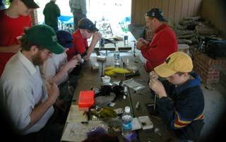 boy scouts fishing merit badge