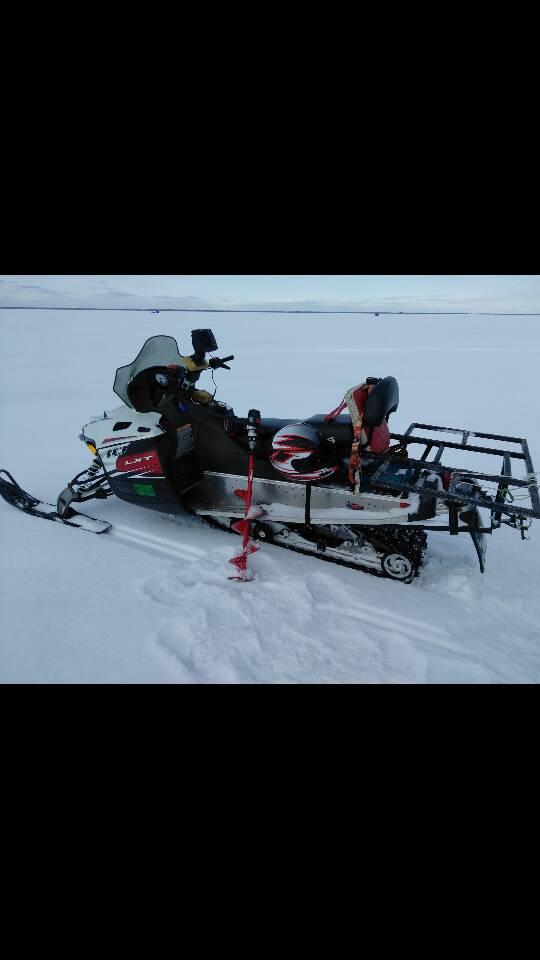 2011 polaris snowmobile michigan