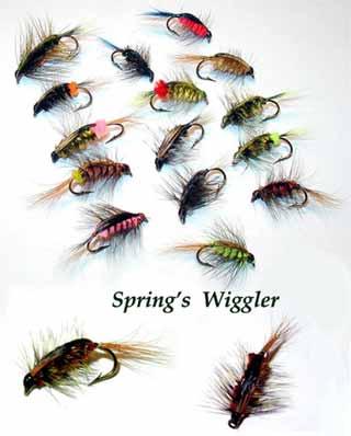 Spring Wiggler Fly Pattern