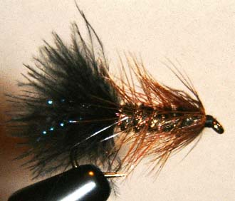 Steelhead Bugger Fly Pattern