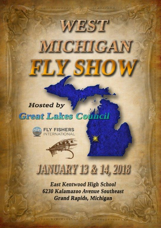 West Michigan Fly Show | Michigan Sportsman - Online