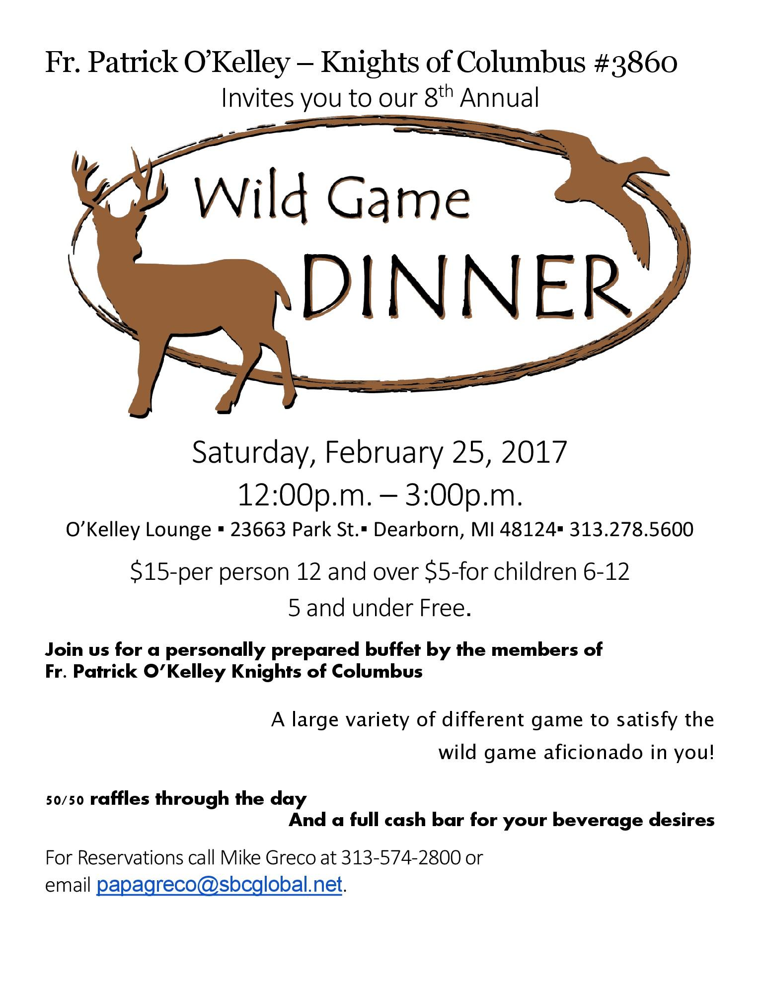 Wild Game Dinner 2017 Flyer.jpg