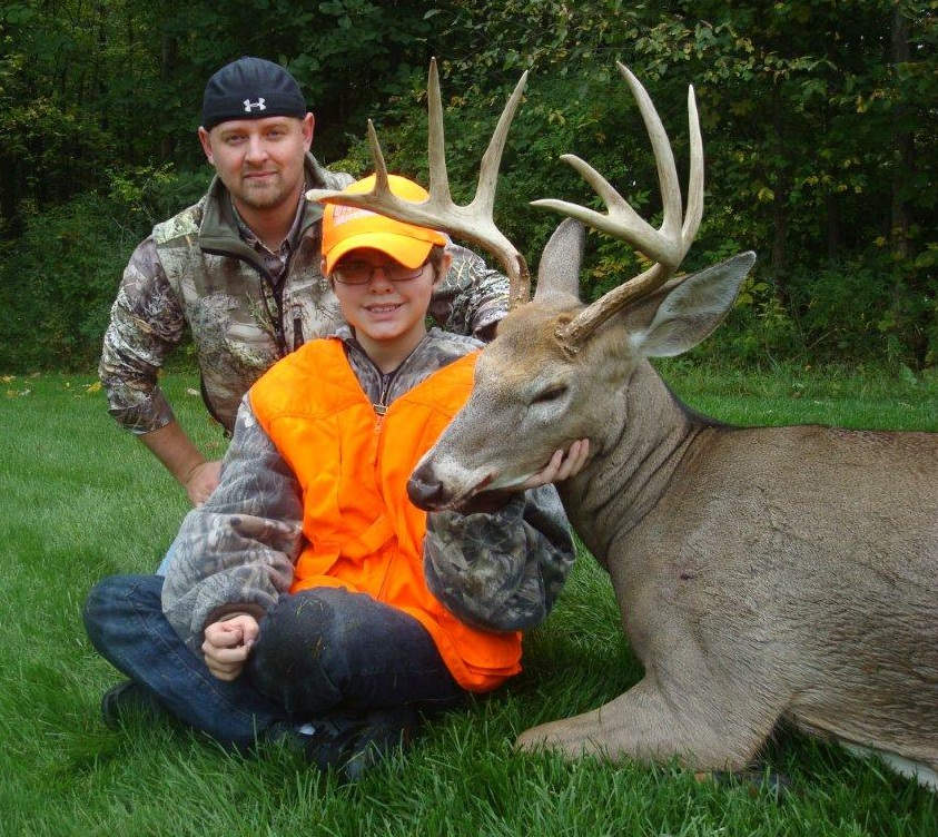 Michigan youth hunt