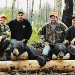 Saskatchewan Bear Hunt