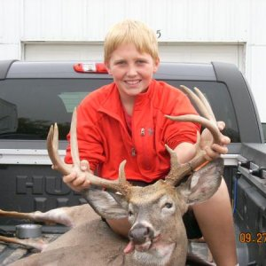 Youth Hunt 2009 9pt, 18 inch inside spread