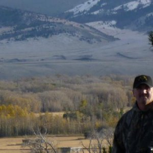 My 2009 Out-West Trip With The Rockies In The Background