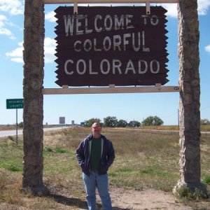Hey, I Made It To Colorado! October 2009