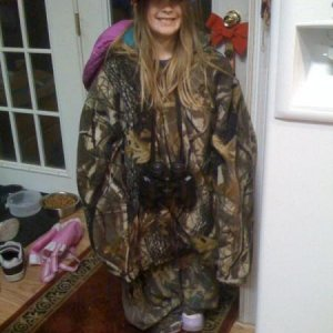 future deer hunter :)