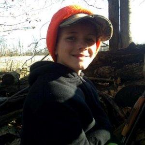 jonathan in ground blind