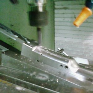 machining bottom