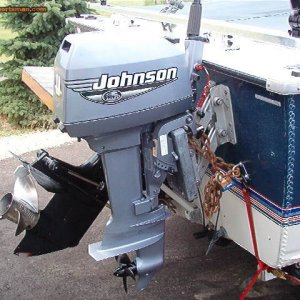 2000 johnson 8 hp outboard