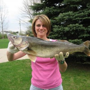 The Big Walleye
