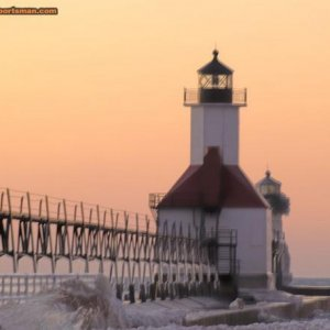 North Pier Lighthouse (St. Joe)