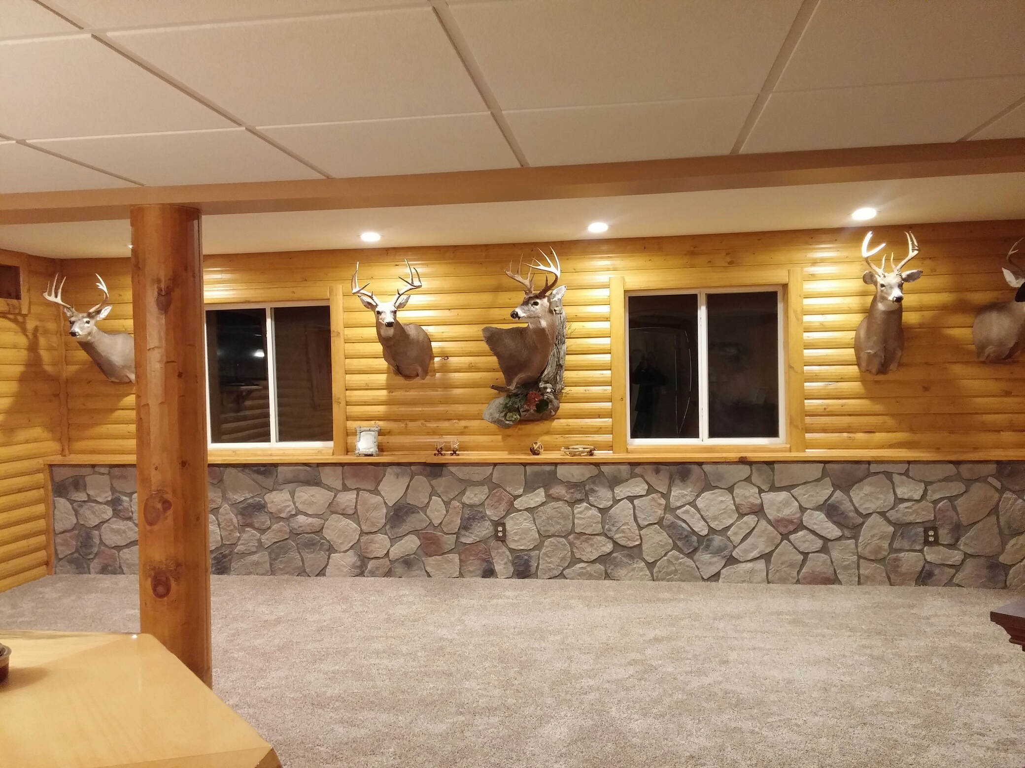 Pole Shed Man Cave : Let s see your pole barn man cave page michigan
