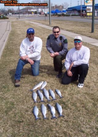 St joe 3 29 michigan sportsman online michigan hunting for St joseph michigan fishing report